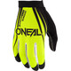 ONeal AMX Bike Gloves yellow/black